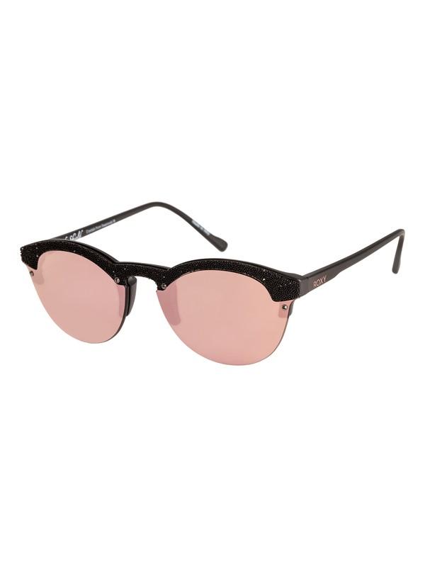 0 Lady Shield Swarovski - Lunettes de soleil pour Femme Gris ERJEY03079 Roxy
