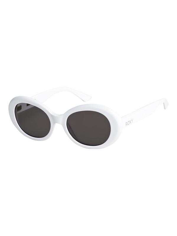 0 Dome - Lunettes de soleil pour Femme Blanc ERJEY03080 Roxy
