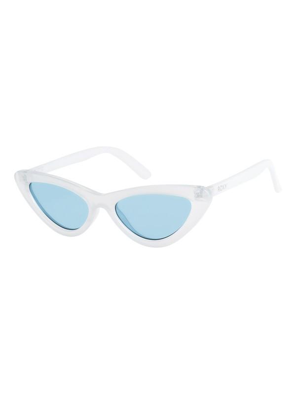 0 Moonrock - Lunettes de soleil pour Femme Bleu ERJEY03086 Roxy
