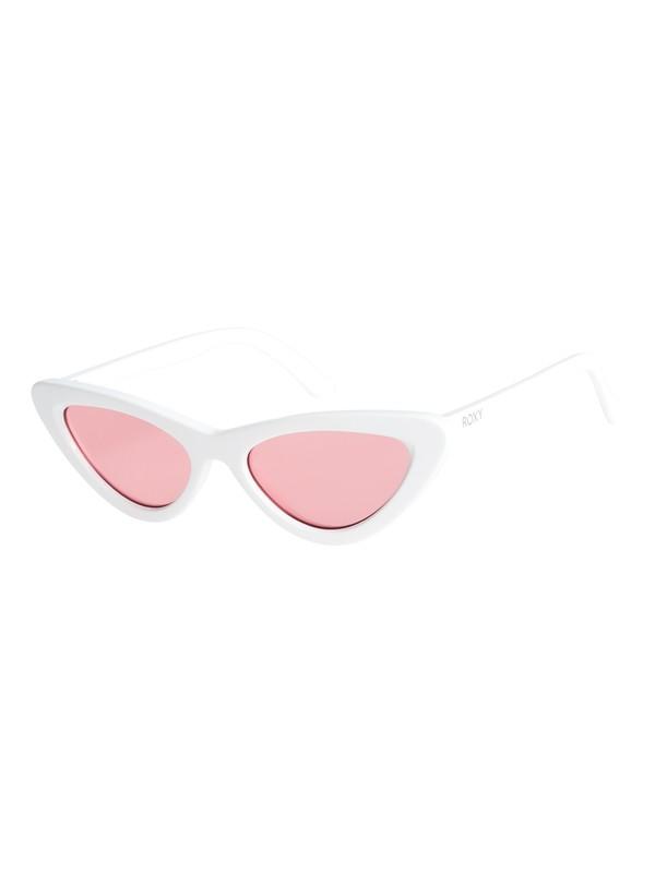 0 Moonrock - Lunettes de soleil pour Femme Blanc ERJEY03086 Roxy