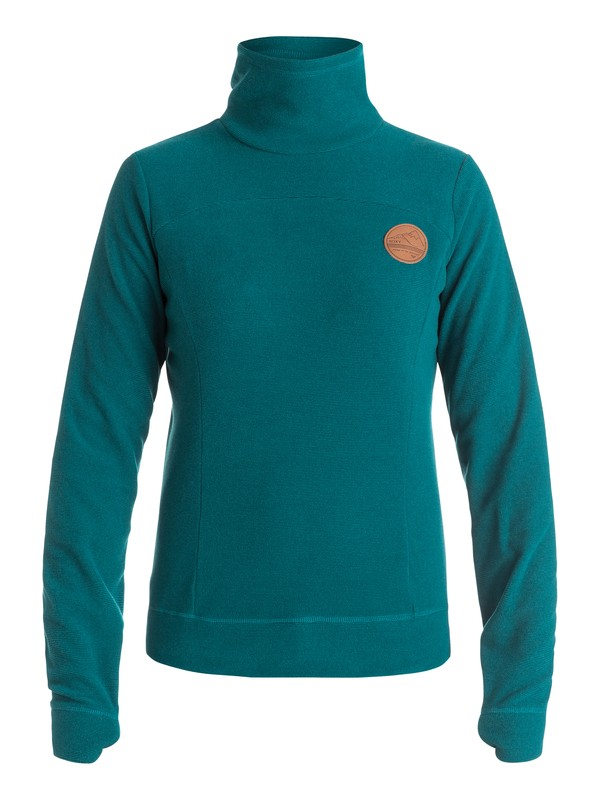 0 Drifted - Polartec Technical Pullover  ERJFT03304 Roxy