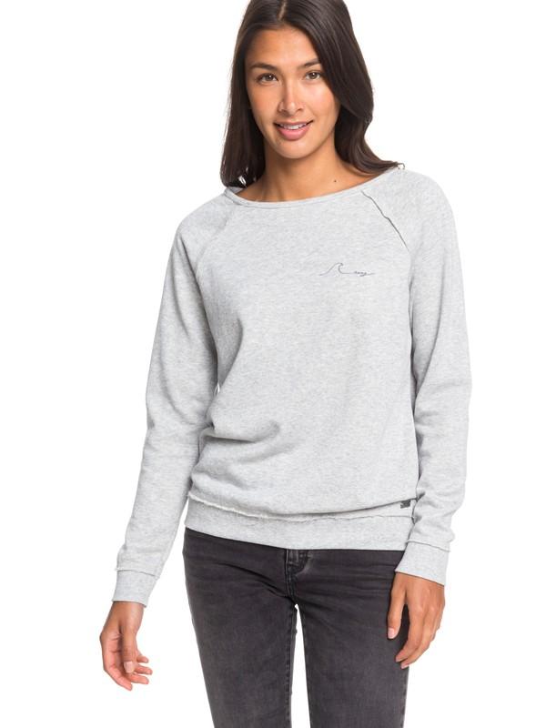 0 Pacific Highway C Sweatshirt Grey ERJFT04120 Roxy