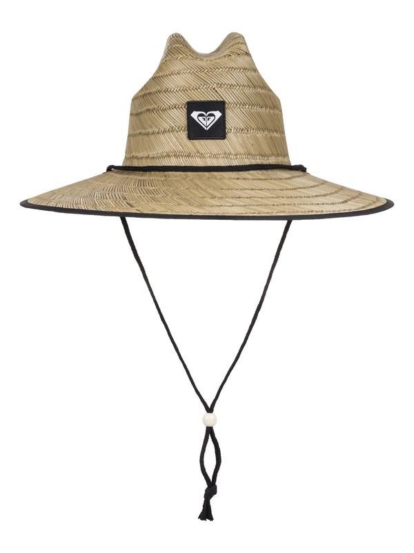 0 Tomboy Lifeguard Hat Black ERJHA03162 Roxy