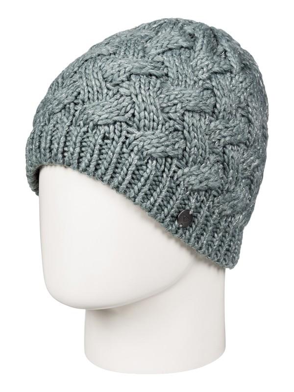 0 Love And Snow - Bonnet pour Femme Gris ERJHA03264 Roxy