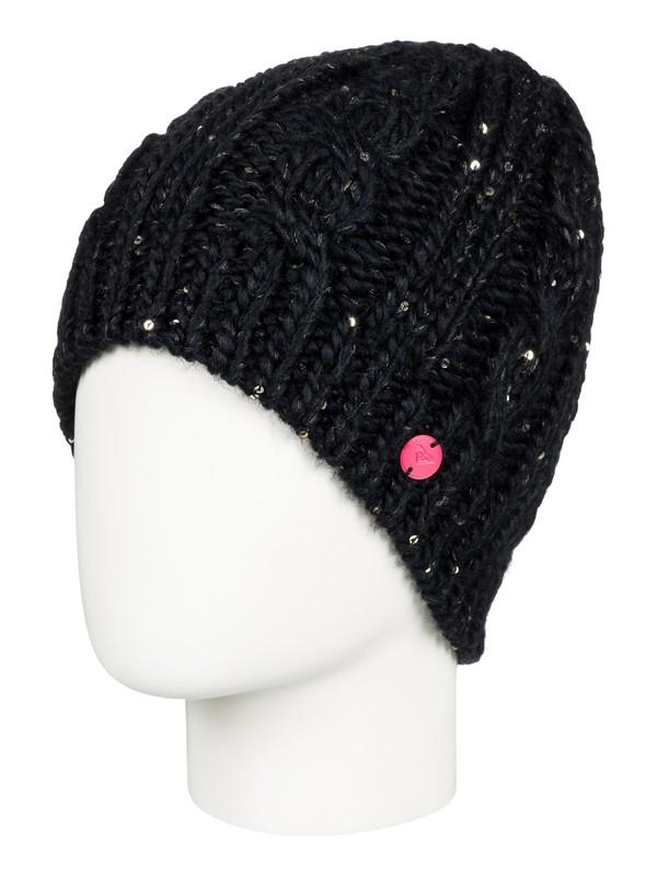 0 Glacialis - Beanie for Women Black ERJHA03413 Roxy