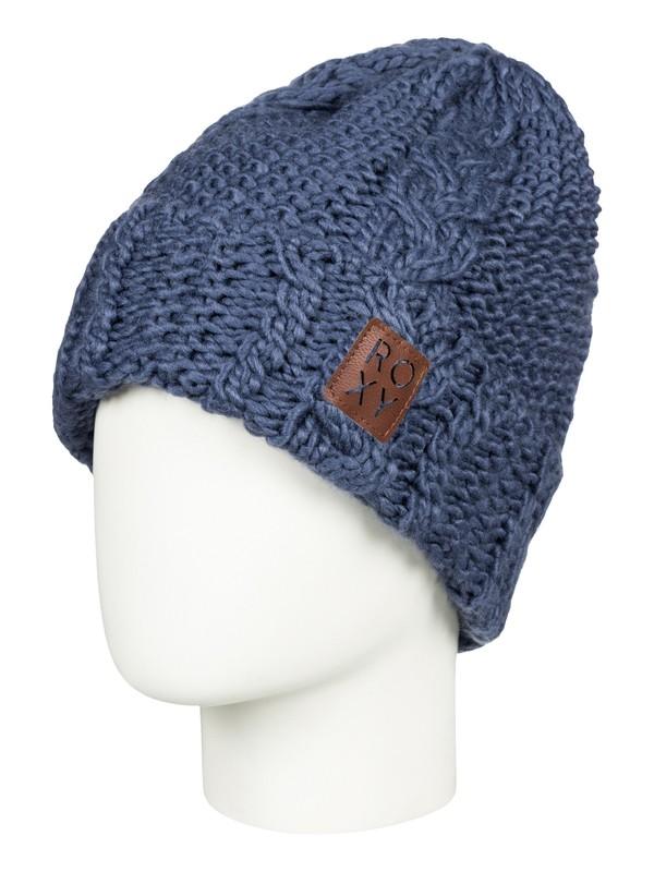 0 Tram - Bonnet pour Femme Bleu ERJHA03414 Roxy