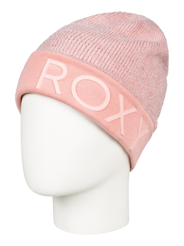 0 ROXY Premiere Beanie Pink ERJHA03432 Roxy