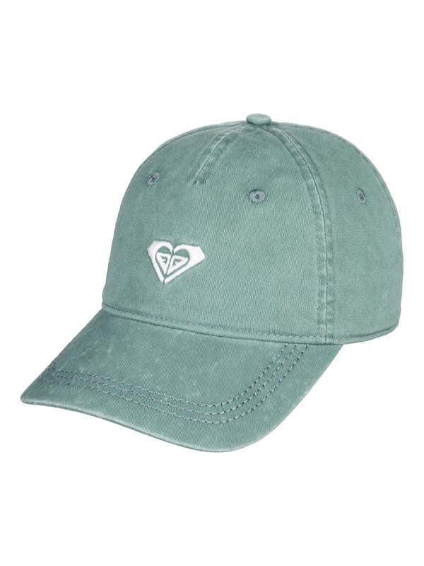 0 Dear Believer Baseball Hat Blue ERJHA03477 Roxy
