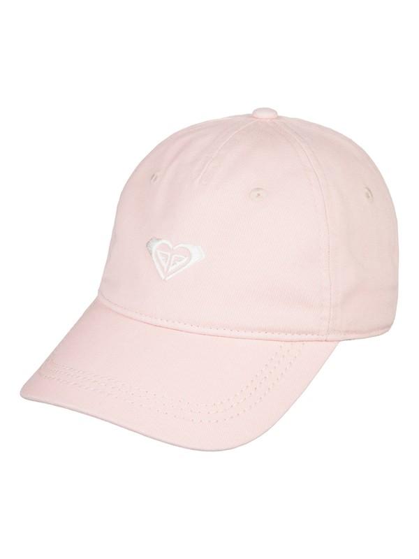 0 Dear Believer Baseball Hat Pink ERJHA03477 Roxy