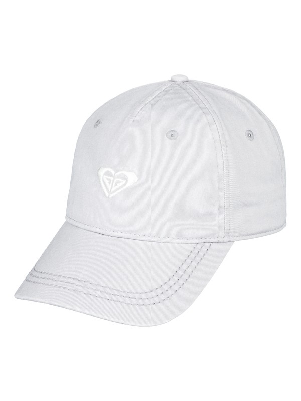 0 Dear Believer Baseball Hat Grey ERJHA03477 Roxy