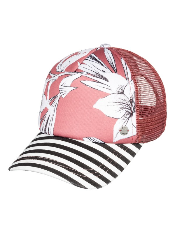 0 Water Come Down Trucker Hat Pink ERJHA03478 Roxy