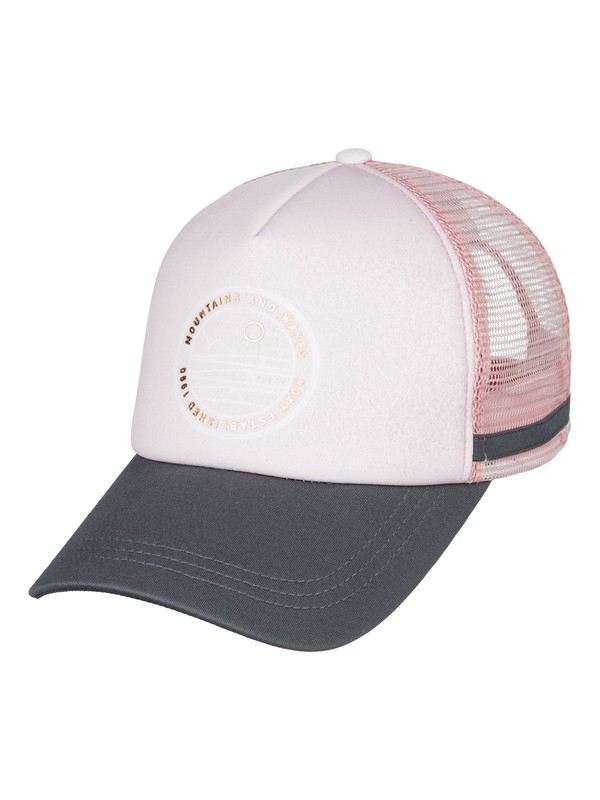 0 Dig This Trucker Hat Pink ERJHA03533 Roxy