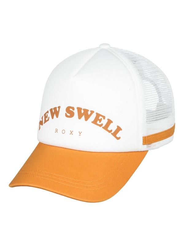 0 Dig This Trucker Hat Orange ERJHA03533 Roxy