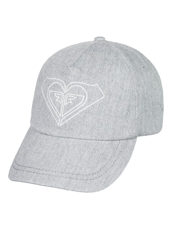0 Extra Innings B Baseball Hat Grey ERJHA03540 Roxy