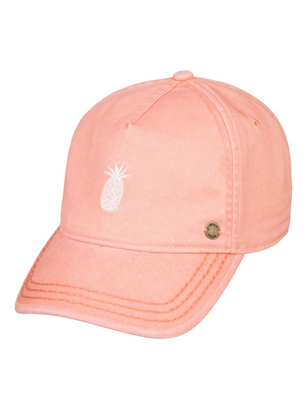 0 Next Level Baseball Hat Pink ERJHA03542 Roxy