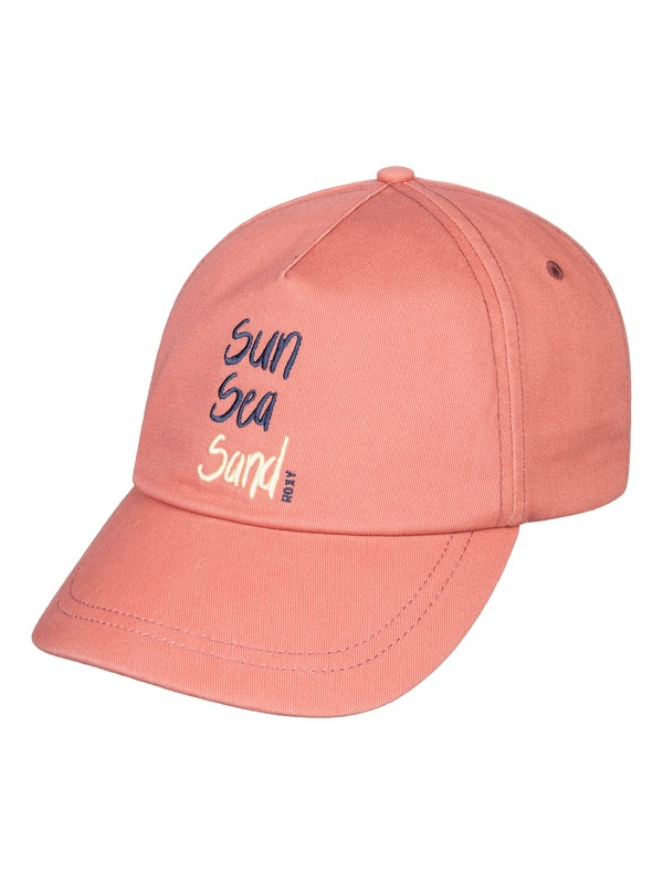 0 Extra Innings B Baseball Hat Orange ERJHA03579 Roxy