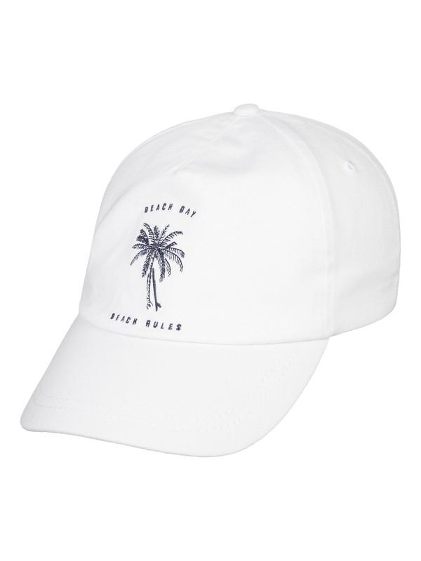 0 Extra Innings B Baseball Hat White ERJHA03579 Roxy