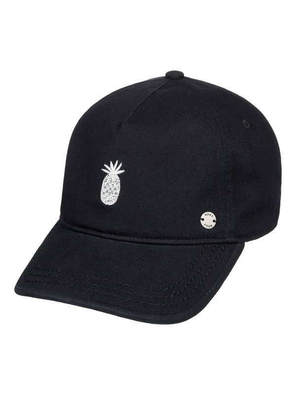 0 Next Level Baseball Hat Black ERJHA03581 Roxy