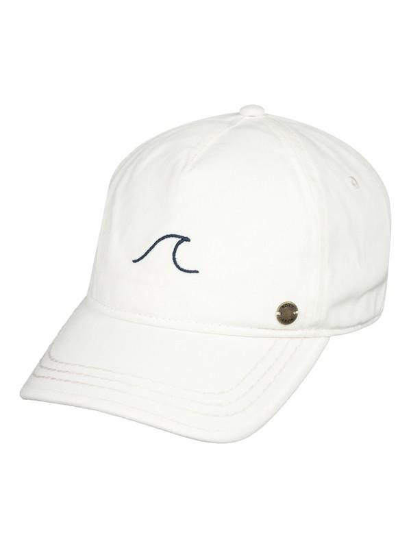 0 Next Level Baseball Hat White ERJHA03581 Roxy