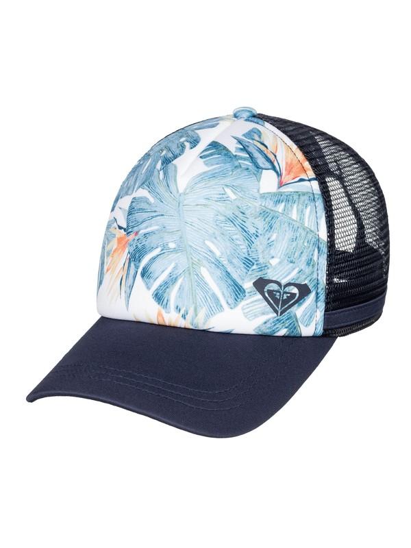 0 Dig This Trucker Hat Blue ERJHA03583 Roxy