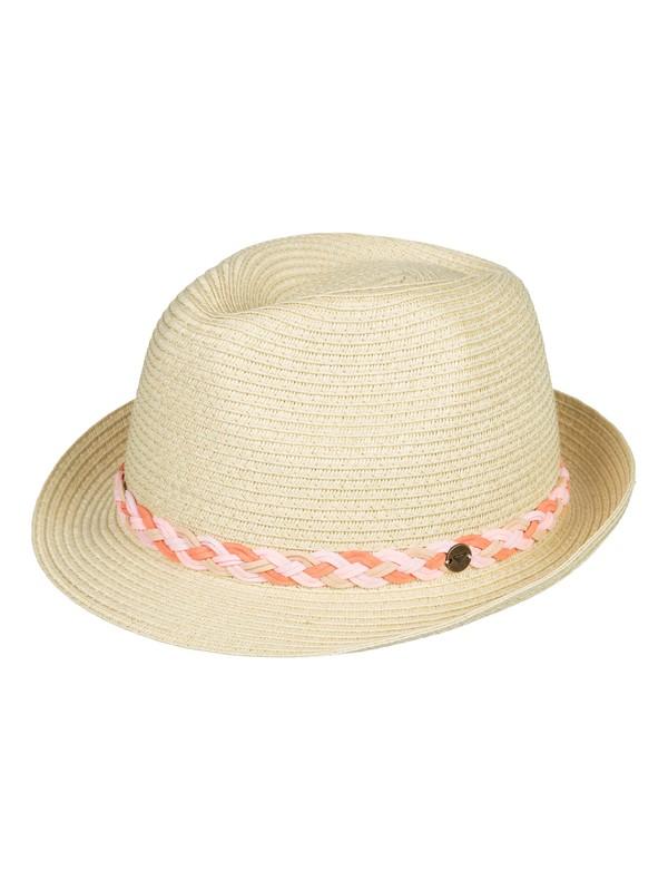 0 Sentimiento Panama Hat Yellow ERJHA03593 Roxy