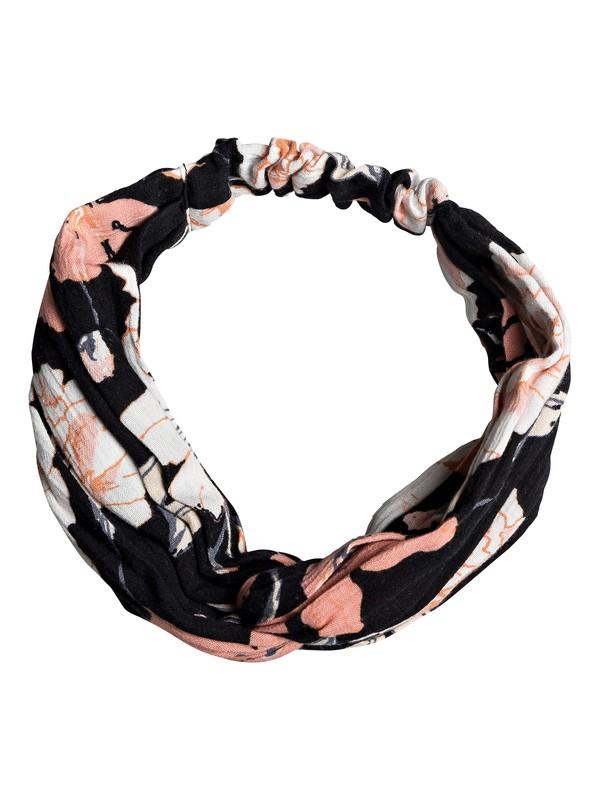0 Find Your Sun Headband Black ERJHA03600 Roxy