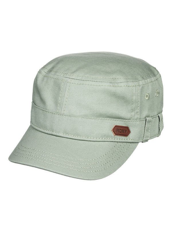 0 Castro Military Hat Green ERJHA03608 Roxy
