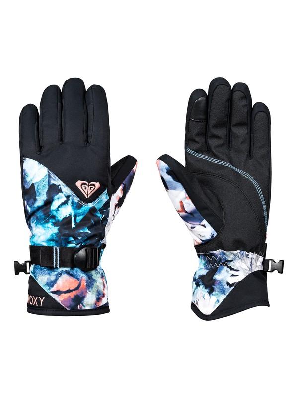 0 ROXY Jetty - Gants de ski/snowboard pour Femme Bleu ERJHN03097 Roxy