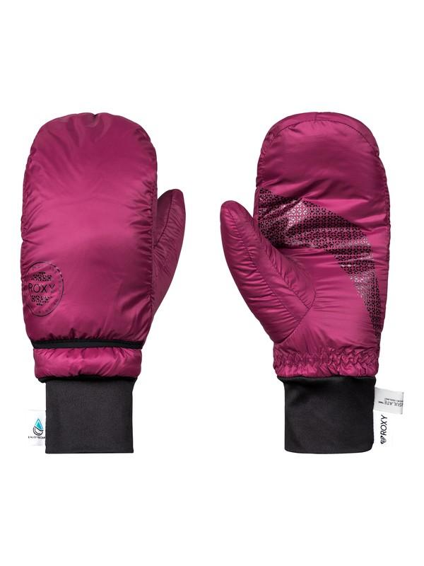 0 ROXY Packable - Moufles technique pour Femme Rouge ERJHN03121 Roxy