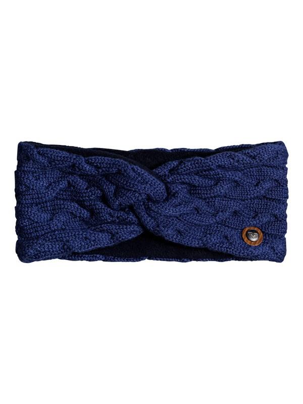 0 Alta Headband Blue ERJHW03006 Roxy