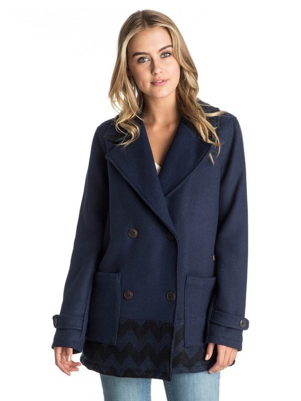 0 Moonlight - Oversized Jacket  ERJJK03081 Roxy