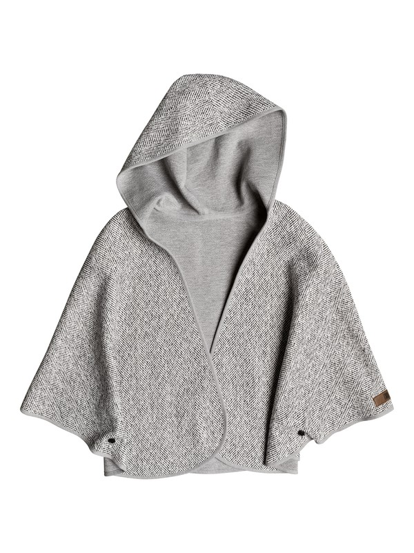 0 Tide Over Blanket Cape Coat  ERJJK03215 Roxy