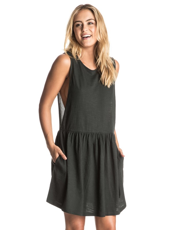 0 One Of These Nights Dress  ERJKD03096 Roxy
