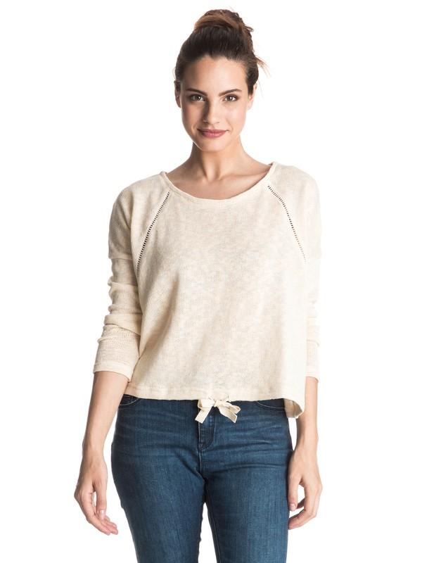 0 Loose Ends Sweater Top  ERJKT03188 Roxy