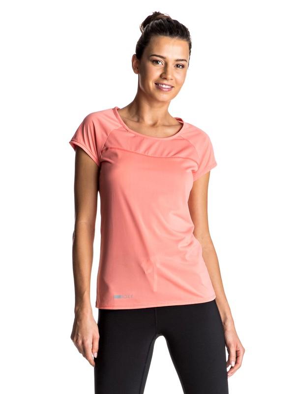 0 Betty Bee - Tee-Shirt Rose ERJKT03234 Roxy