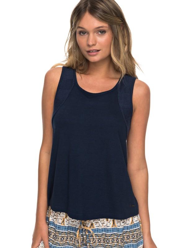 0 Last Minute Chance - Vest Top for Women Blue ERJKT03356 Roxy