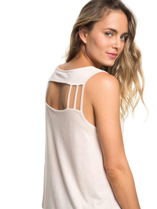 0 Last Minute Chance - Vest Top for Women Pink ERJKT03356 Roxy