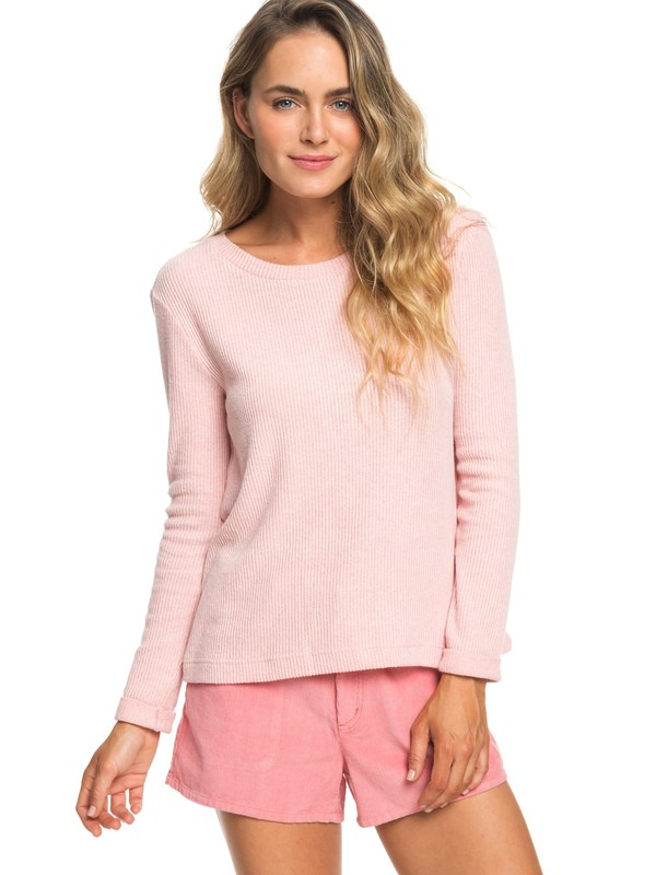 0 Sea Skipper Long Sleeve Top Pink ERJKT03539 Roxy