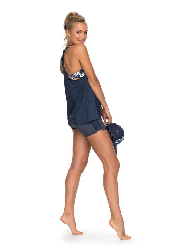 0 Lost Seaside Technical Shorts Blue ERJNS03143 Roxy