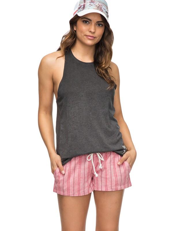 0 Oceanside Beach Shorts Pink ERJNS03154 Roxy