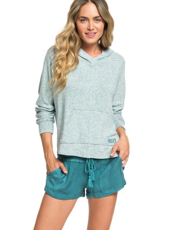0 Shorts de Playa Oceanside Azul ERJNS03164 Roxy