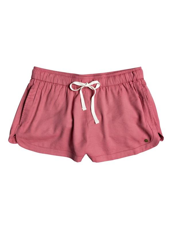 0 New Impossible Love Beach Shorts Pink ERJNS03216 Roxy