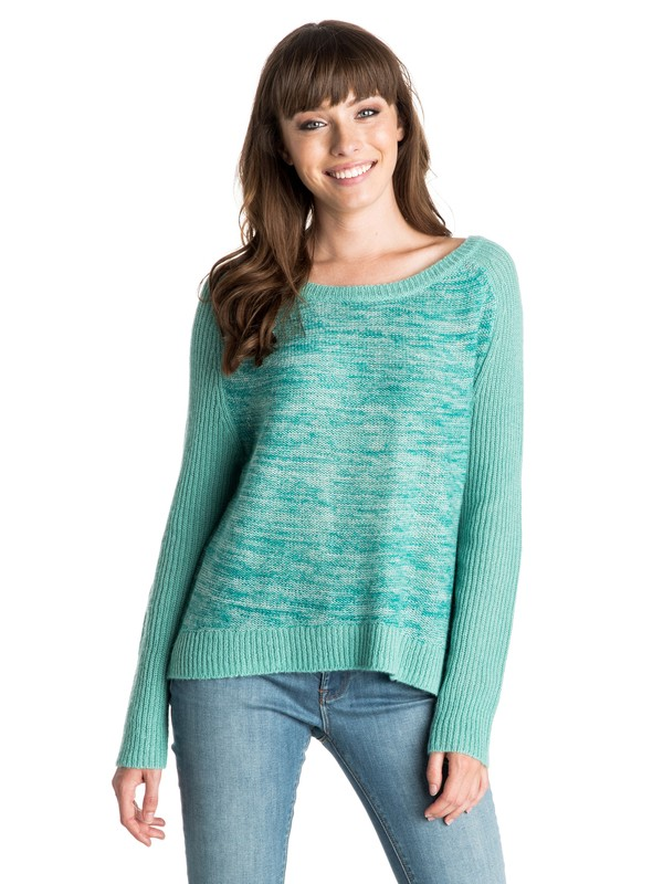 0 Shadow Play Sweater  ERJSW03056 Roxy