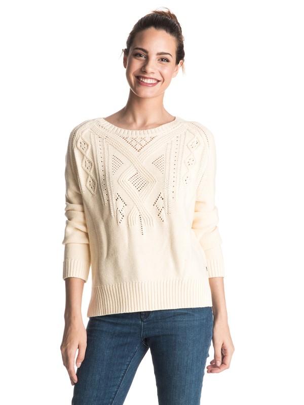 0 Dark Water Sweater  ERJSW03149 Roxy