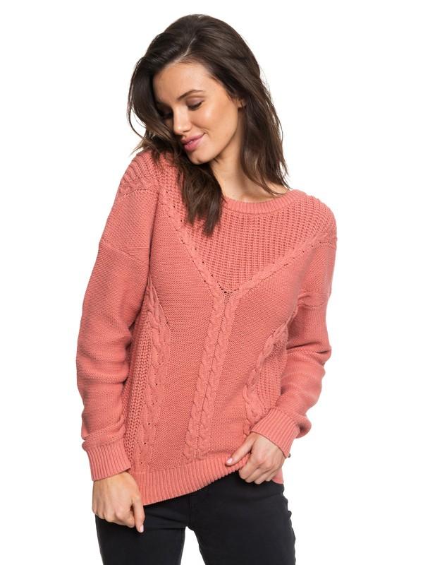 0 Gilis Sunlight Sweater Pink ERJSW03304 Roxy