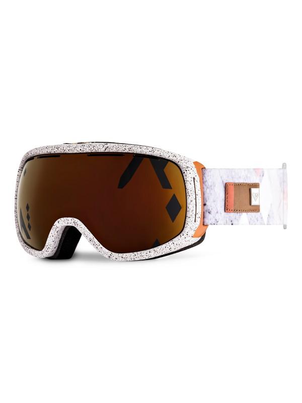 0 Rockferry - Snowboard Goggles Rosa ERJTG03001 Roxy