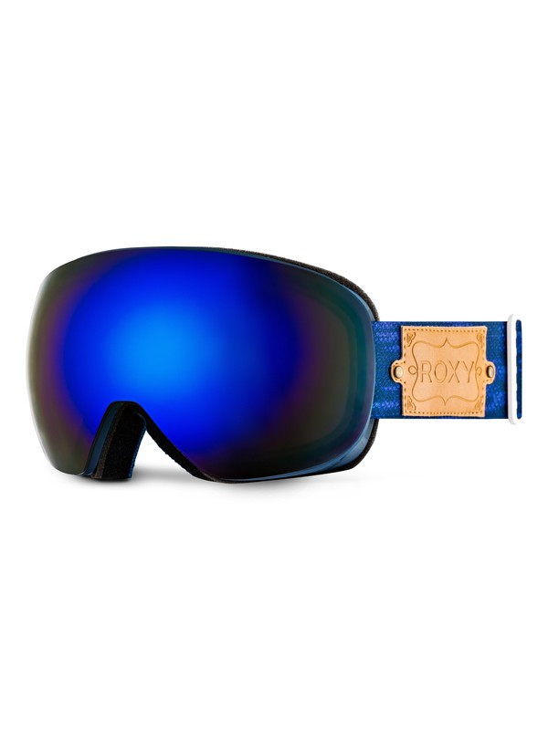 0 Popscreen - Snowboard Goggles Blue ERJTG03002 Roxy