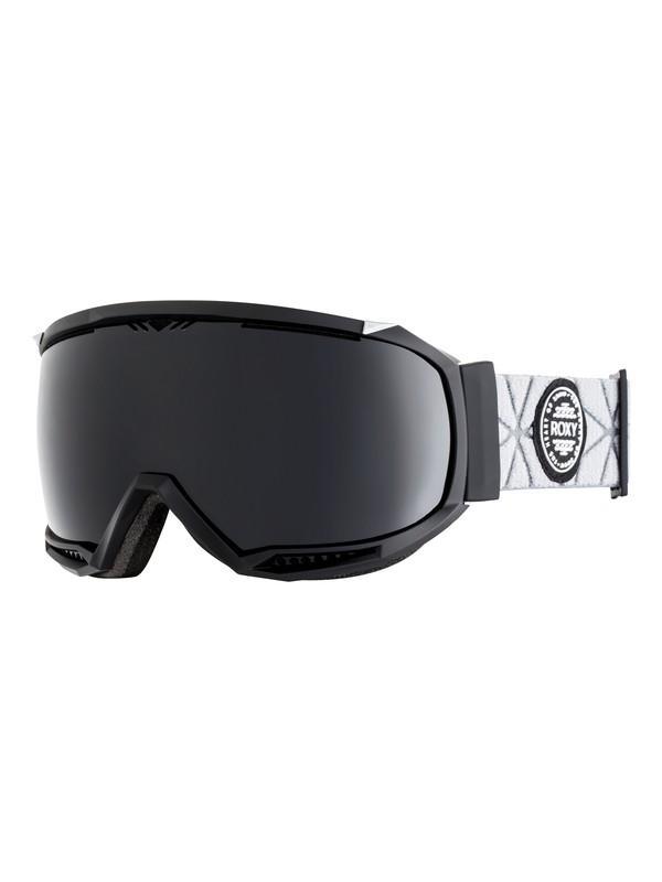 0 Hubble - Masque de ski/snowboard pour Femme Noir ERJTG03054 Roxy