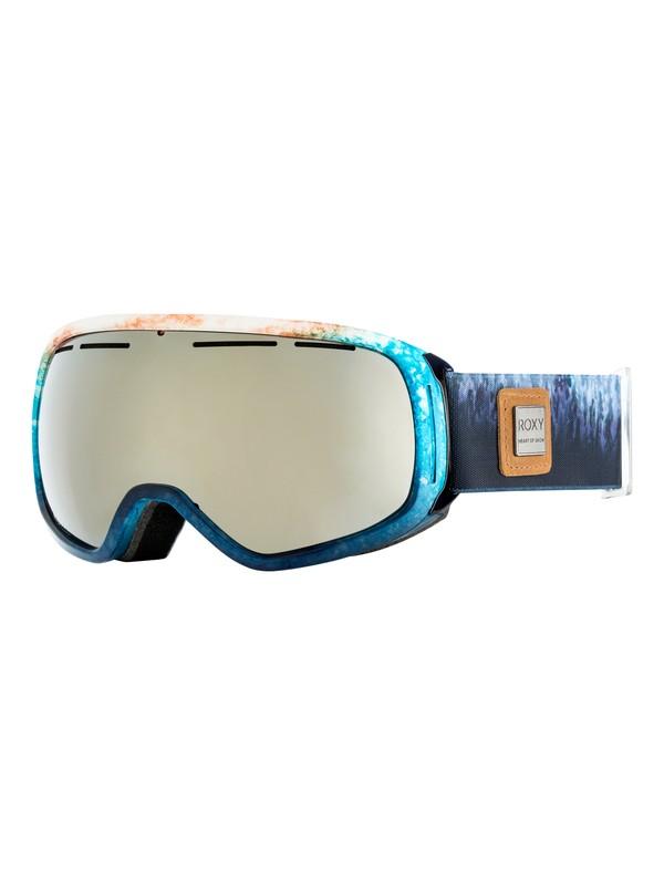 0 Rockferry Snowboard/Ski Goggles White ERJTG03055 Roxy