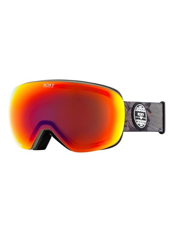 0 Popscreen Snowboard/Ski Goggles Black ERJTG03058 Roxy